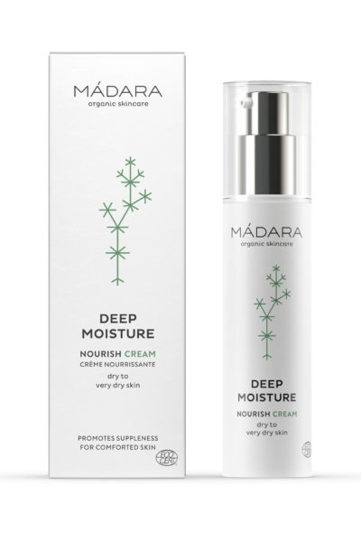 DEEP MOISTURE CREAM madara