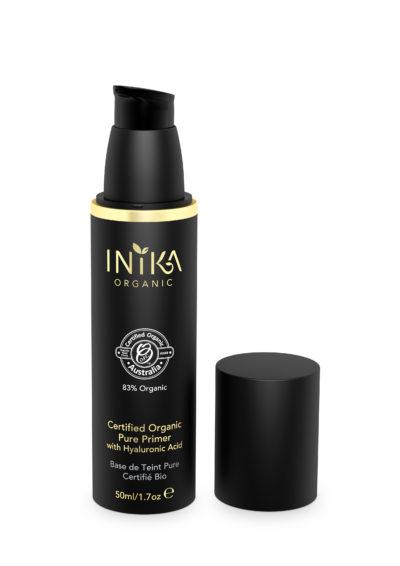 INIKA Certified Organic Pure Primer Lid Off 50ml