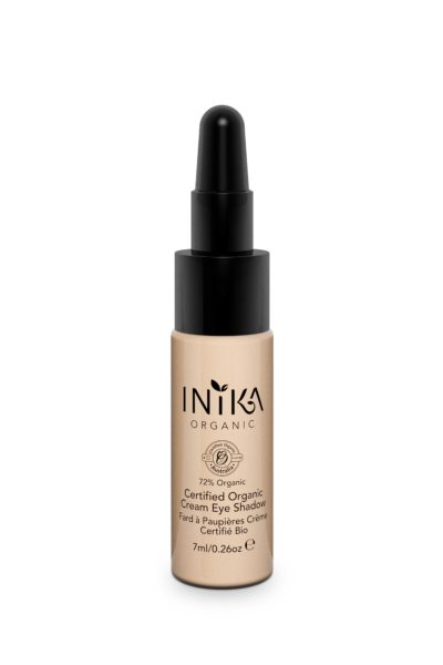 INIKA Certified Organic Cream Eye Shadow 7ml Champagne