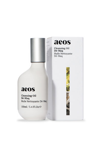 Cleansing Oil dé-Maq-aeos-pack