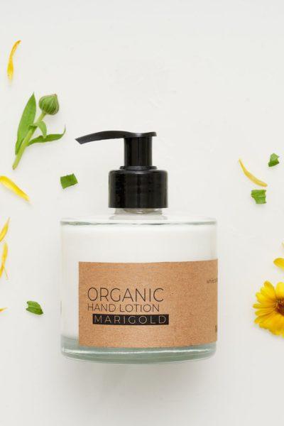 Marigold organic hand lotion_munioskincare