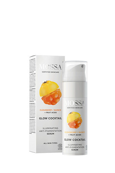 Glow Cocktail Illuminating anti-pigmentation serum