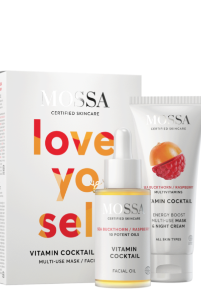 Set Vitamin Cocktail Mossa Cosmetics