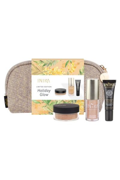 INIKA Organic Holiday Collection Holiday Glow-giada-distributions
