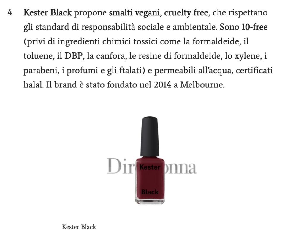 Dire-donna-press-kester-black