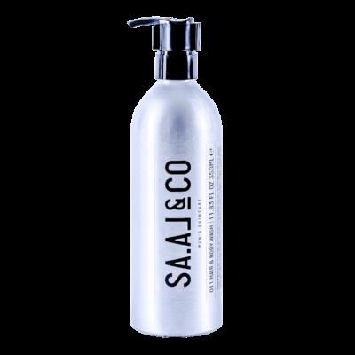 detergente capelli e corpo