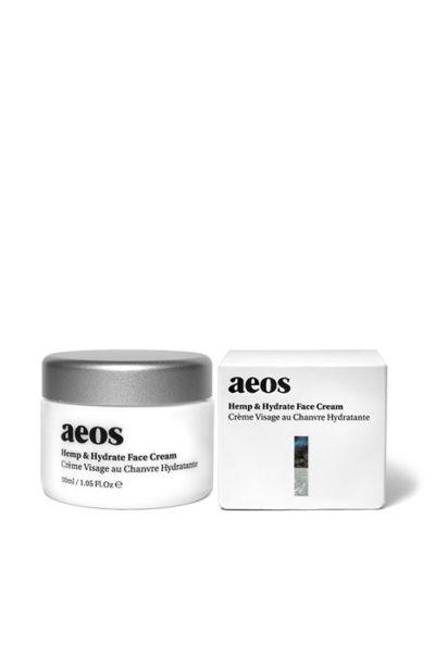 Hemp & Hydrate Face Cream_AEOS
