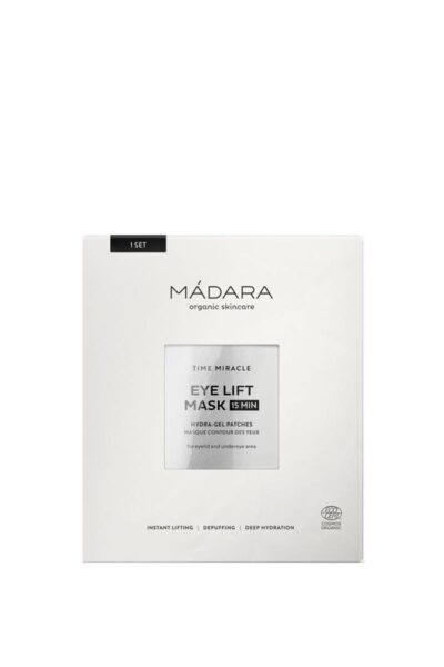 Time Miracle Hydra-Gel Eye Patches-1paio