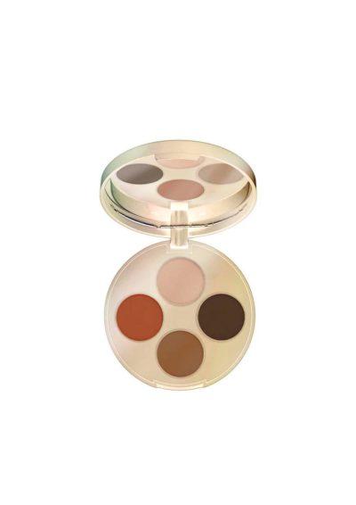 inika-Organic Living Colour Eyeshadow Palette - Desert-giada-distributions