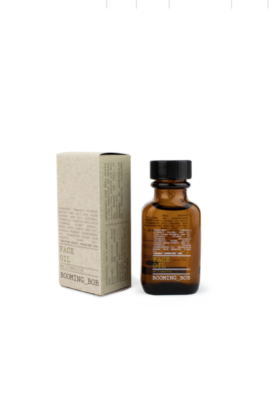 Face oil, dry & sensitive-booming_bob