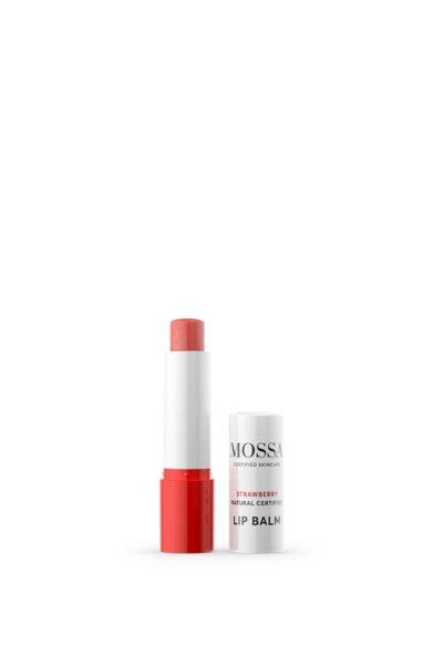 Mossa Strawberry Lip Balm