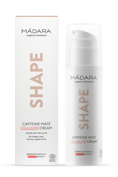 Crema cellulite SHAPE alla caffeina e matè